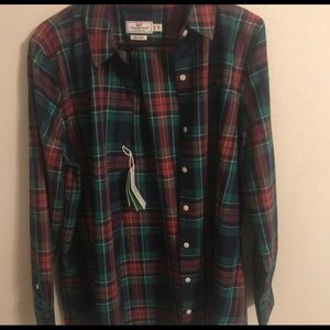 Brand new with tags! Vineyard vines button up